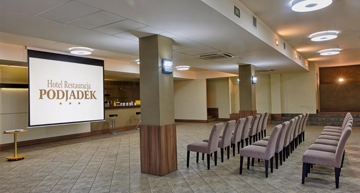 sala konferencyjna hotel podjadek